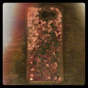 Phone case galazy j3 Luna pro
